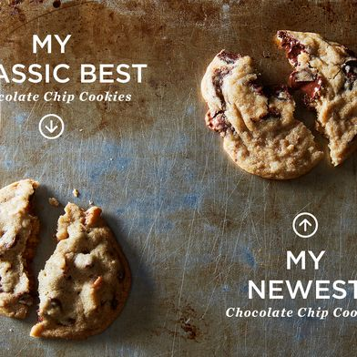 After 20 Years, The Queen of Cookies Has a New Favorite Recipe