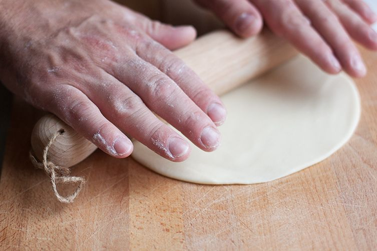 Piadina Romagnola (Thin, Rustic Italian Flatbread)