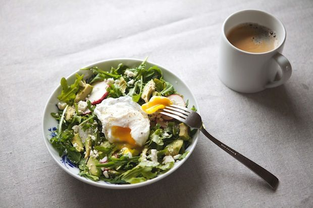 Breakfast Egg Salad