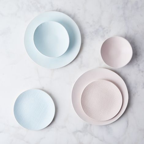 Food52 Pastel Porcelain Dinnerware, by Looks Like White