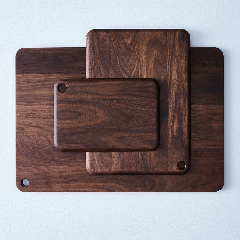 Modern Walnut Cutting Board On Food52