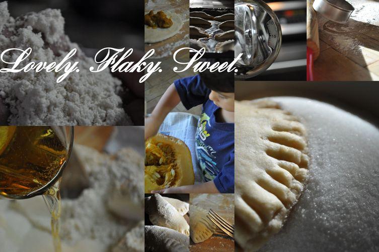Lovely Flakey Sweet Empanadas