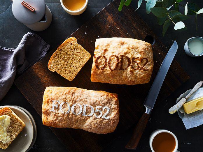 Bread Stencils Are Like Arts & Crafts All Over Again