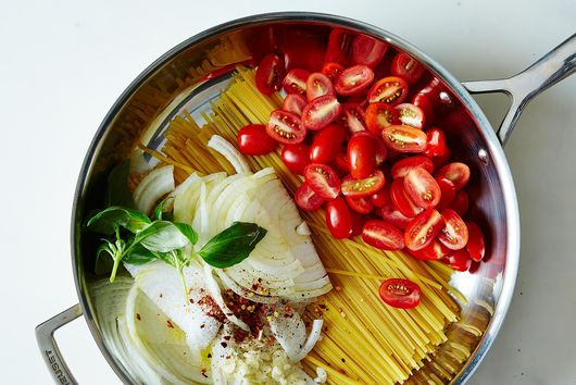 This Is the Scientific Way to Cook Pasta. But Is It the Best?