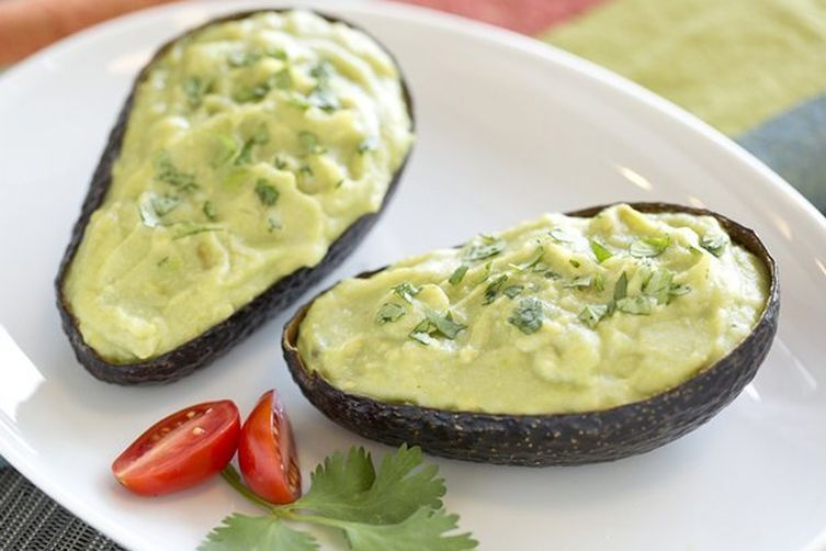 Mashed Potato and Avocado Recipe