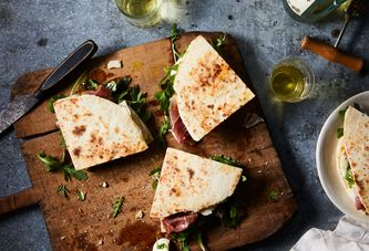 An Easy, Rustic Flatbread You Can Serve at Every Family Get-Together