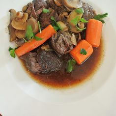 boneless beef short-rib stew