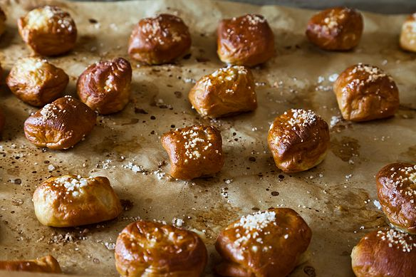 Part Pretzel Bites