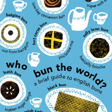 A Brief Guide to British Buns
