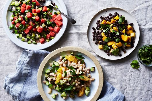 How to Cook Beans in an Instant Pot (& Turn Them Into Colorful Salads)