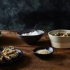 Eggplant Miso Tahini Toast