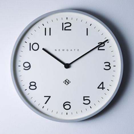 Number One Echo Wall Clock