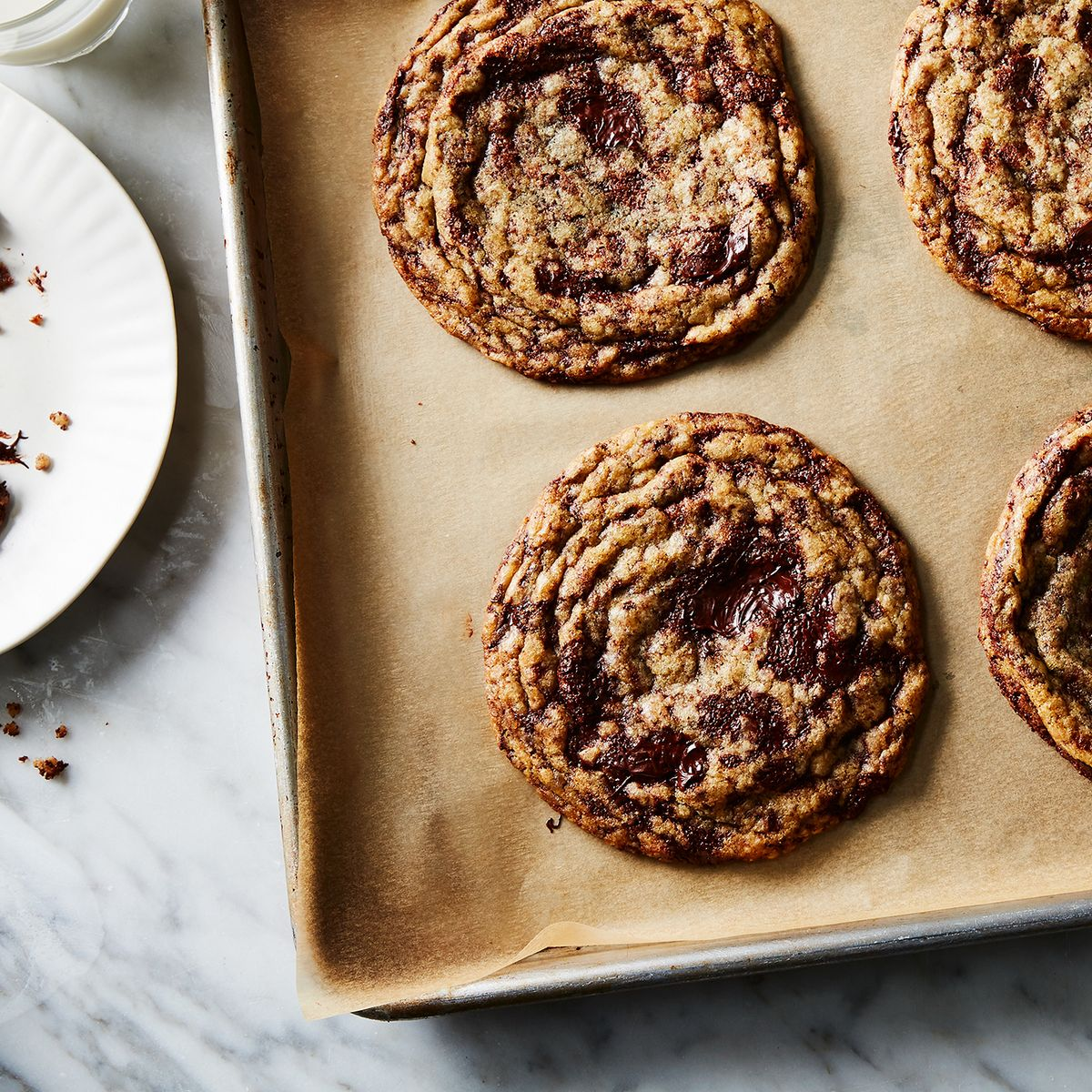 Why Sarah Kieffer S Chocolate Chip Cookies Recipe Went Viral
