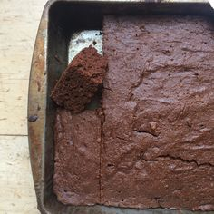 Acorn Brownies
