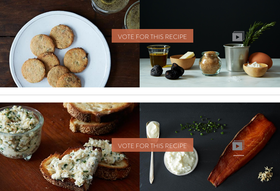 Finalists: Your Best Hors d'Oeuvre