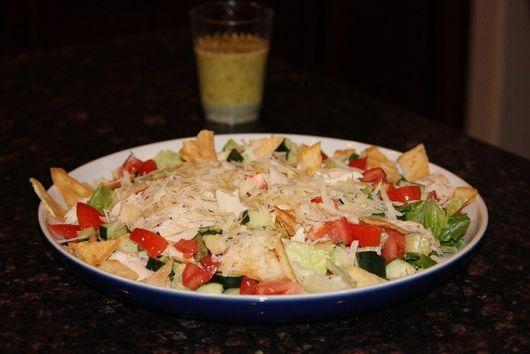 FATTOUSH - Highly Addictive Salad