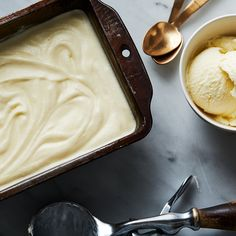 Sicilian-Style Ice Cream