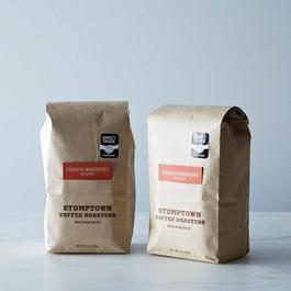 Ethiopia Mordecofe Whole Coffee Beans from Stumptown, 2 Bags