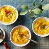 Sholeh Zard (Persian Saffron Rice Pudding)