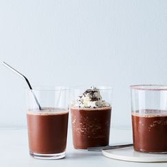 Chocolate Milkshakes So Creamy, You'd Think There Was Dairy