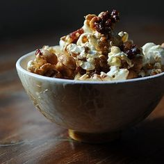 Make Spiked Maple-Bacon Popcorn with Vintage A&M