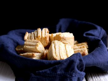 The Fanciest Cornmeal Biscuits Are Deceptively Simple to Make
