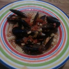 Mussels A La Family Crisis