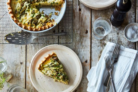The Happiest Ending for Leftovers Is Quiche