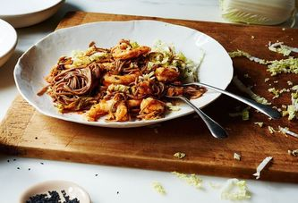 Kimchi's Many Hats—and a Salad That's More Than Crunchy