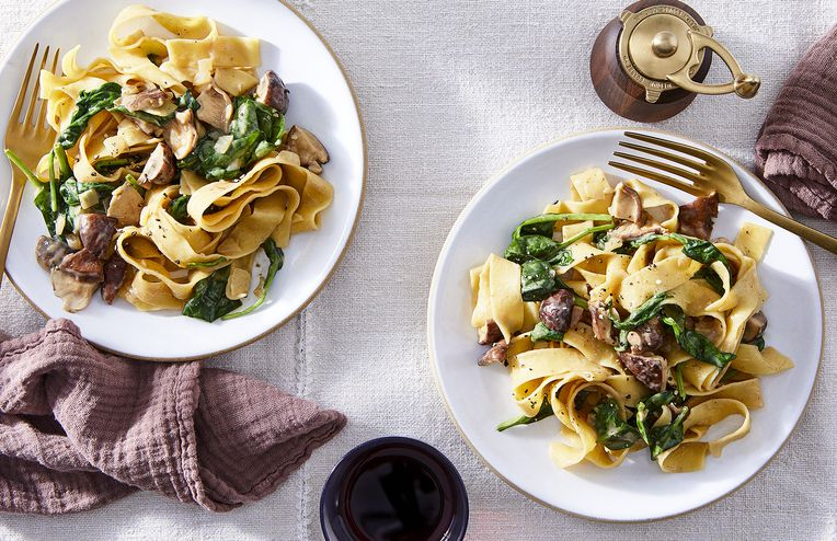 A Cozy, Comforting Mushroom Stroganoff That Rivals the Classic
