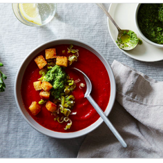 From Spain With Love (and Gazpacho)