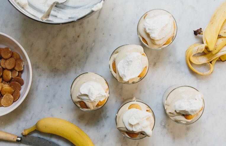 How to Make Banana Butterscotch Pudding