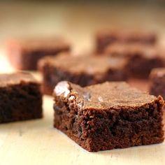 The Ultimate Ooey Gooey Chocolate Brownies