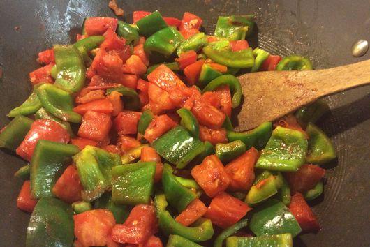 Lecso (Hungarian Summertime Stew)