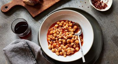 Pantry Pasta Is the Humble, Comforting Dinner We Want to Eat Every Night