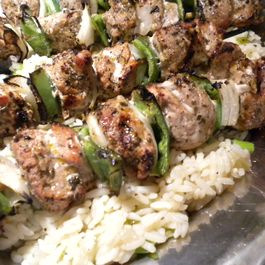 Souvlaki - Meat on a Stick