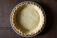 Perfect Vegan Pie Crust