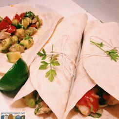 Fish Burritos