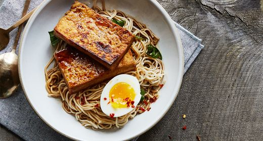 Your Best Recipes with Tofu