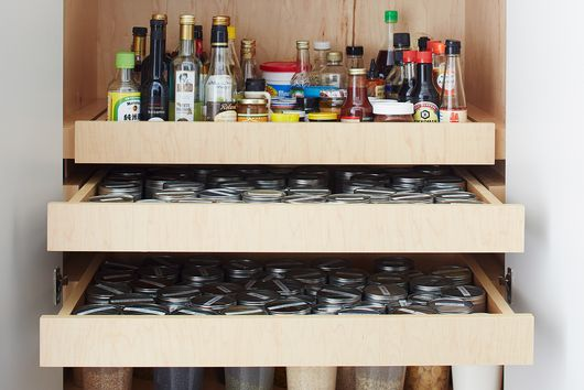 How to Keep Your Spice Drawer Organized