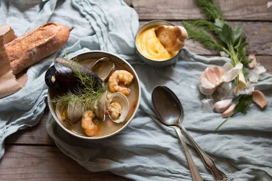 How to Make Bouillabaisse