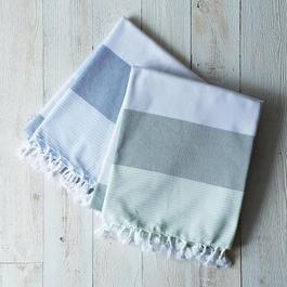 Bonbon Turkish Pestemal Towel