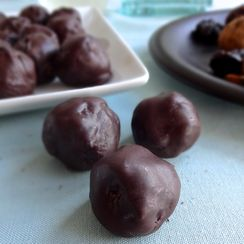 Chocolate Gin Truffles