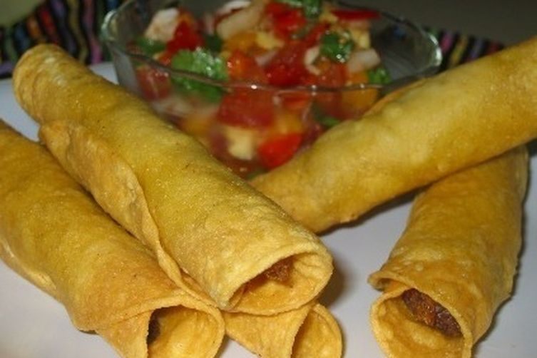 how to make beef taquitos