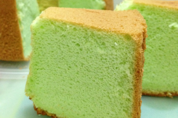 Best Pandan Cake Recipe
