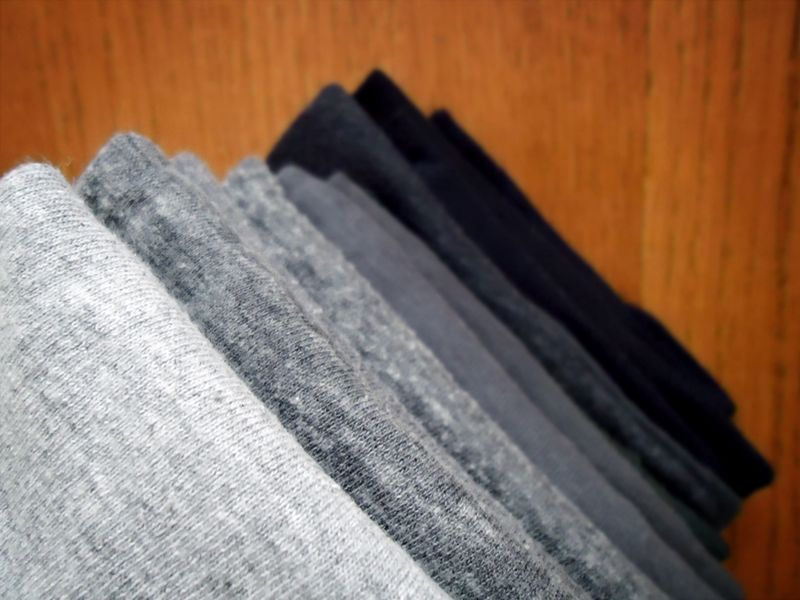 How many grey tops do I really need? Turns out, not this many.