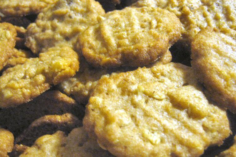Grandma's Ranger Cookies
