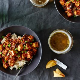 Spicy & Vegetarian Ma Po Tofu