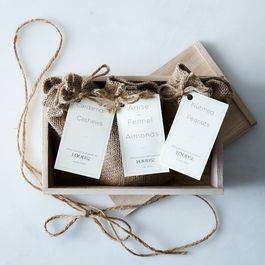 Food52 Nordic-Inspired Assorted Nuts Gift Box