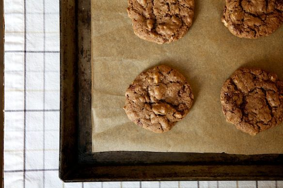 Chocolate Oatmeal Cookies on Food52